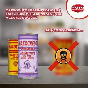 Mazocresol é seguro e sem presença de agentes nocivos