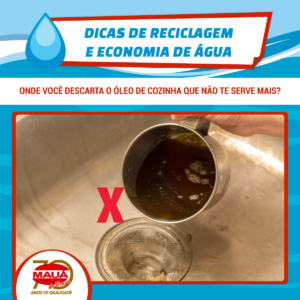 #DicadaMauá