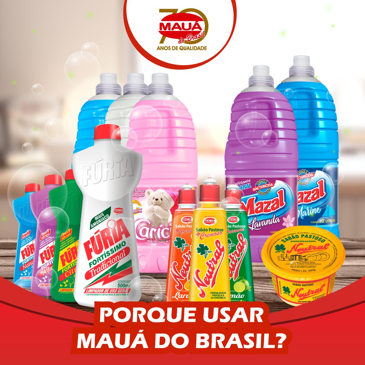 Produtos Mauá do Brasil
