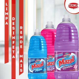 Desinfetante Mazal