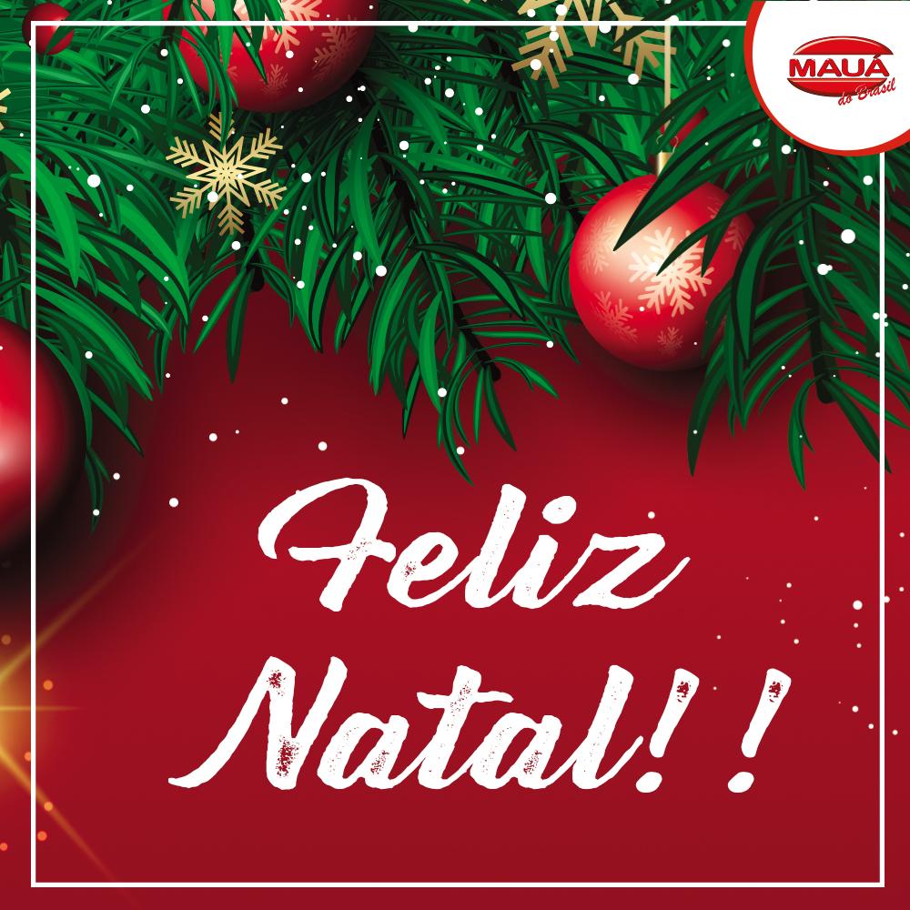 Feliz Natal!