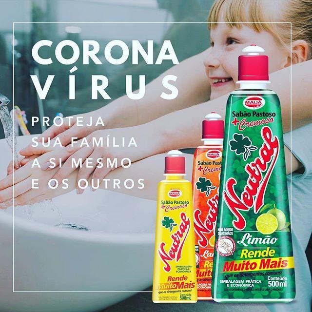 Higienização das mãos – Proteja sua família!