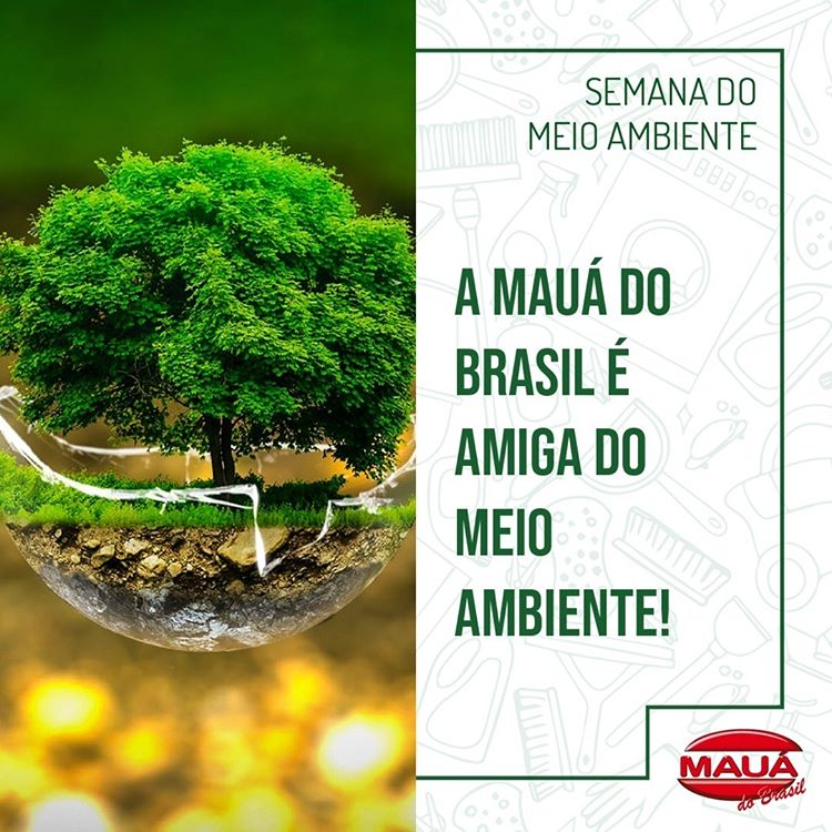 A Mauá do Brasil é amiga do meio ambiente